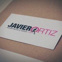 Logotipo Javier Ortiz