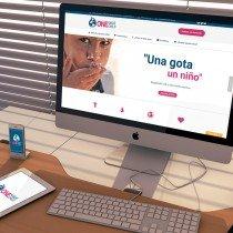 Página Web de ONG