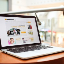 Tienda Online geacomunicaciones.com