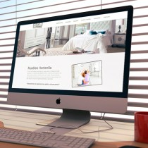Página Web de Muebles Hontanilla