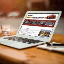 Página Web de Restaurauto Hispania