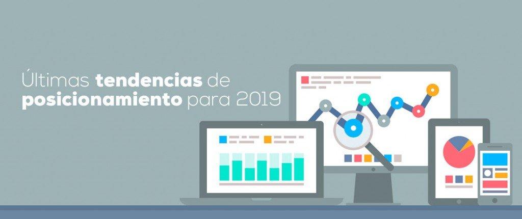Ultimas tendencias de posicionamiento SEO para 2019