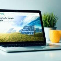 Página Web - Energy Renovables