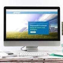 Página Web - Energy For World